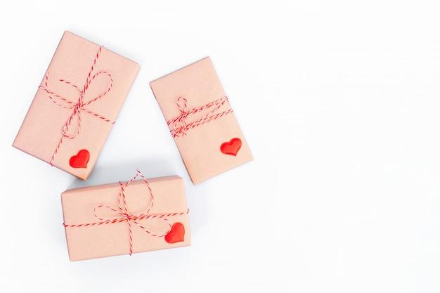 Saint Valentin, Mariage Ou Autre Fond De Décorations De Vacances Photo Premium
