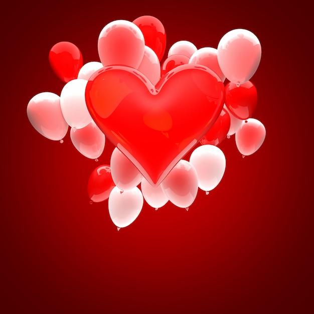La saint valentin Photo Premium