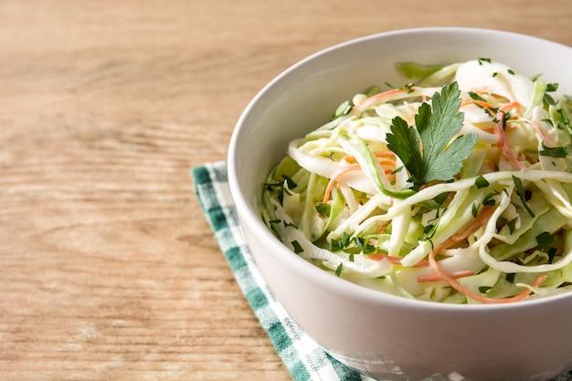 Salade De Chou Photo Premium