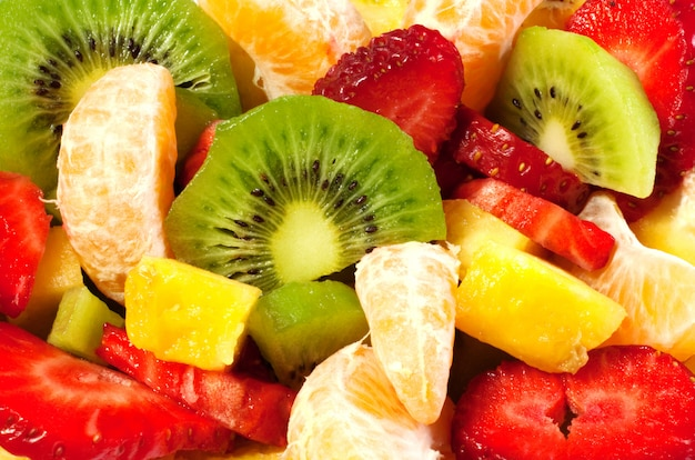 Salade de fruit Photo Premium