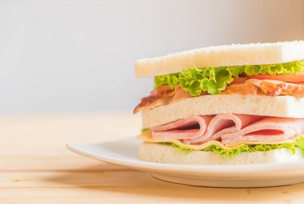 Sandwich Photo gratuit