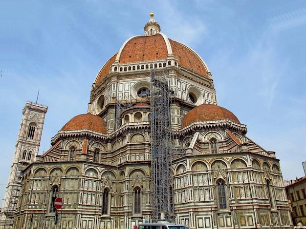 Santa Maria Del Fiore - Cathédrale De Florence, Italie Photo Premium