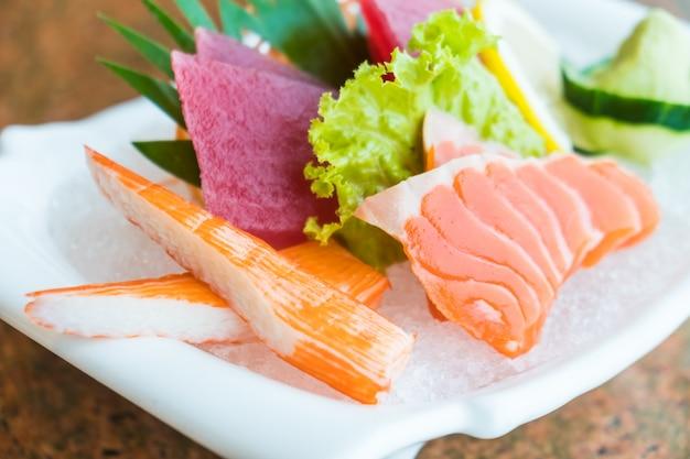 Sashimi Photo gratuit