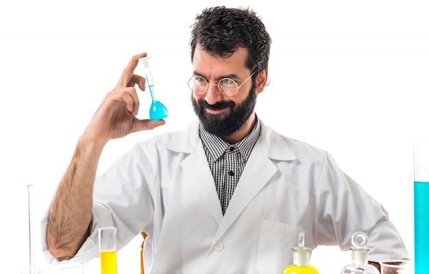 recherche scientifique homme