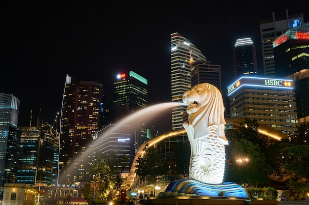 Sculpture ville longue exposition complexe étonnant Photo gratuit