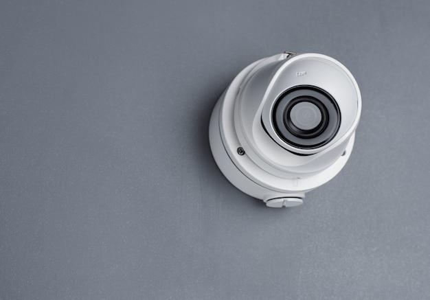 Sécurité Vidéo Des Caméras De Vidéosurveillance Photo Premium