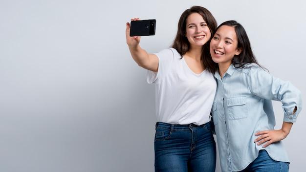 Selfie Photo gratuit