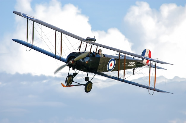 Shuttleworth Collection Avro 504k Photo gratuit