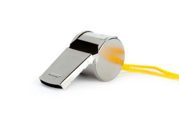 Sifflet Pour Entraîneurs Classiques Photo Premium