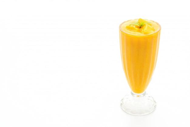 Smoothies à la mangue fraîche Photo Premium
