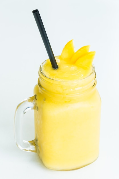 Smoothies à la mangue Photo gratuit