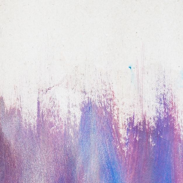 Smudge peint toile de fond texturée abstraite Photo gratuit