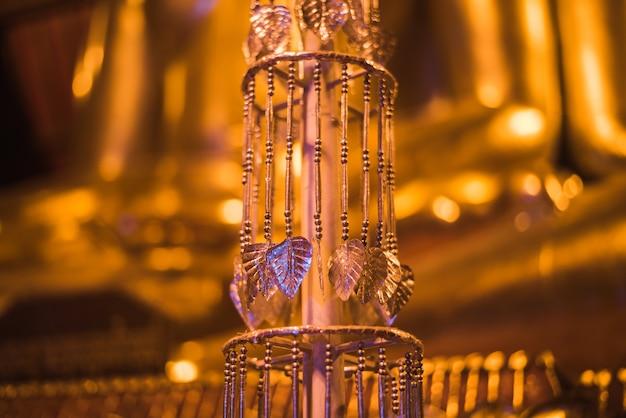 Le son du dharma bouddha Photo Premium