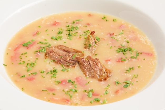 Soupe De Haricots Photo gratuit