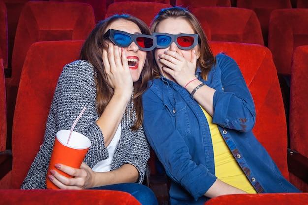 Les Spectateurs Au Cinéma Photo gratuit