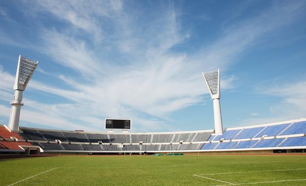 Stade de sport Photo gratuit