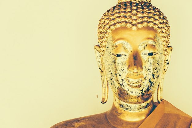 Statue de bouddha Photo gratuit