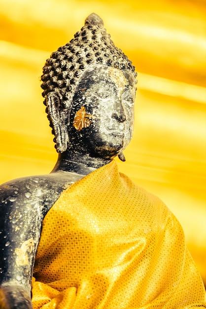 Statue de bouddha Photo gratuit