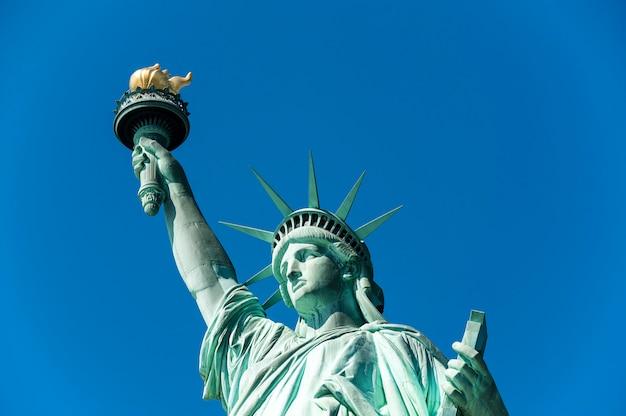 Statue de la liberté Photo Premium