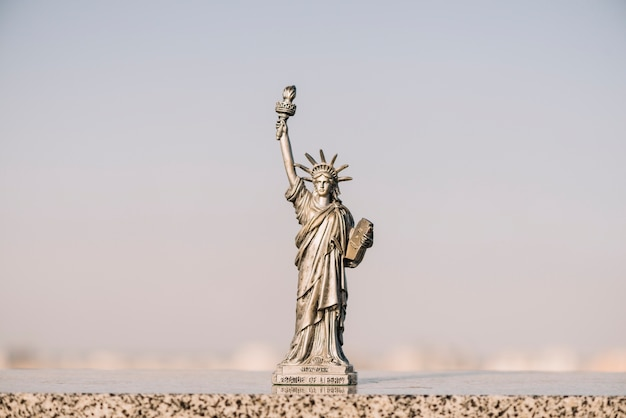 Statue de la liberté Photo gratuit