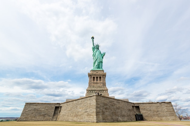 La statue de la liberté Photo Premium