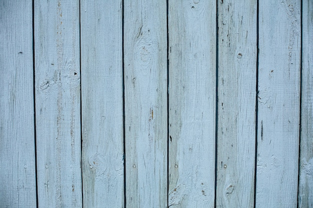 Stock Photo D'un Fond Texturé En Bois Peint D'un Hangar. Planches De Bois Bleu Clair. Photo gratuit
