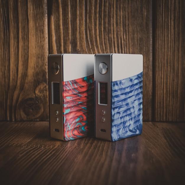 Stylo De Vapotage, Appareils De Vape, Mods Pour Cigarette électronique Photo Premium