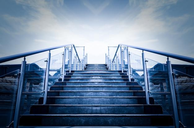 Sunward Escaliers Photo gratuit