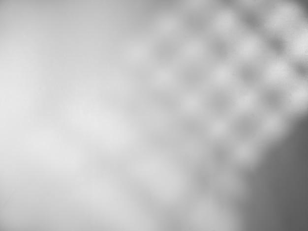 Superposition De Fond Gris Avec La Lumière De La Fenêtre Photo Premium