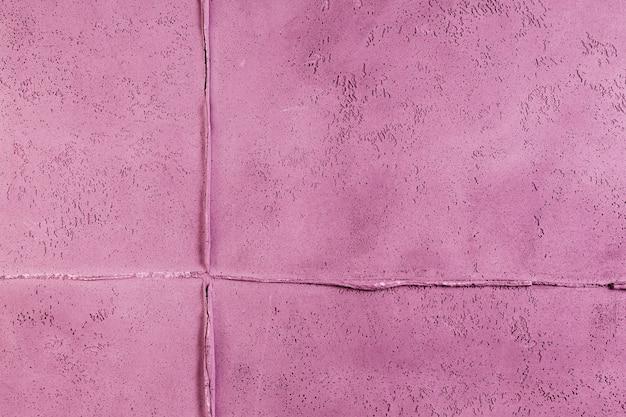 Surface Du Mur En Béton Rose Avec Joint Photo gratuit