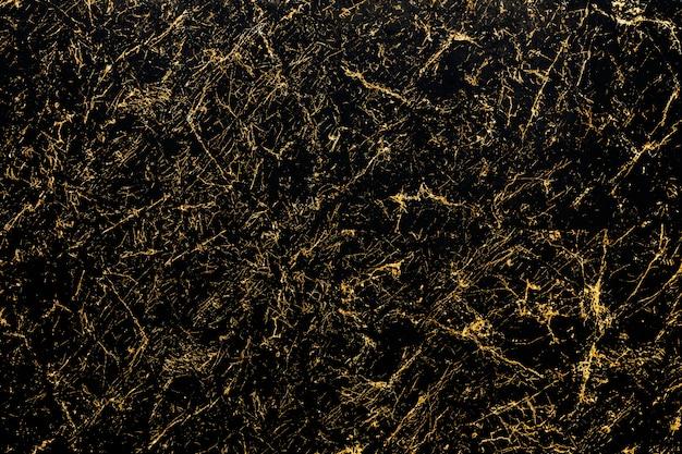 Surface marbrée noire Photo gratuit