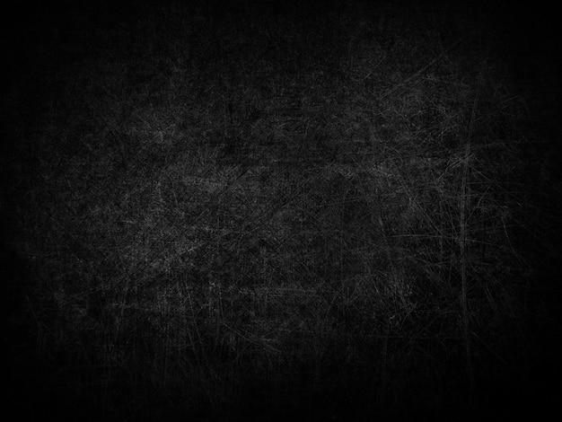 Surface Métallique Rayée De Style Grunge Sombre Photo gratuit