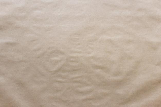 Surface De Papier Kraft Texturée Inégale Avec Surface Inégale Photo Premium
