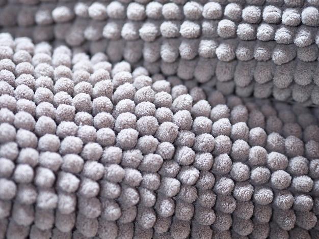 Surface de texture abstraite polyester nano Photo Premium