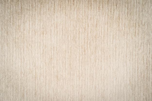 Surface et texture abstraites en coton et tissu de couleur marron Photo gratuit