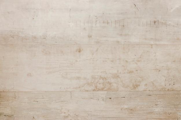 Surface texturée en bois blanc Photo gratuit