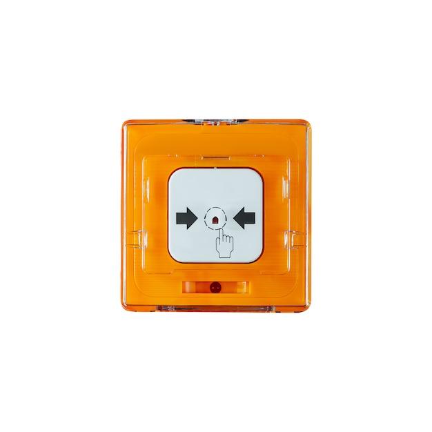 Système D'alarme Anti-incendie Photo Premium