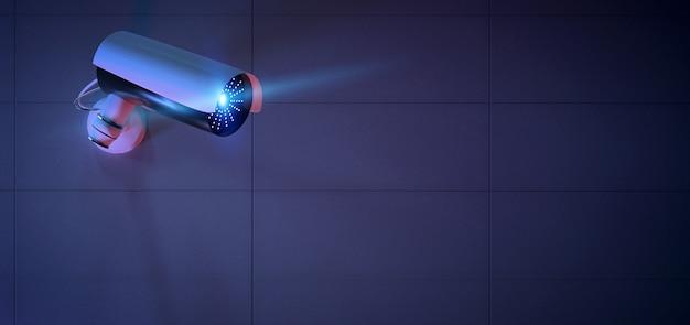 Système de caméra de vidéosurveillance Photo Premium