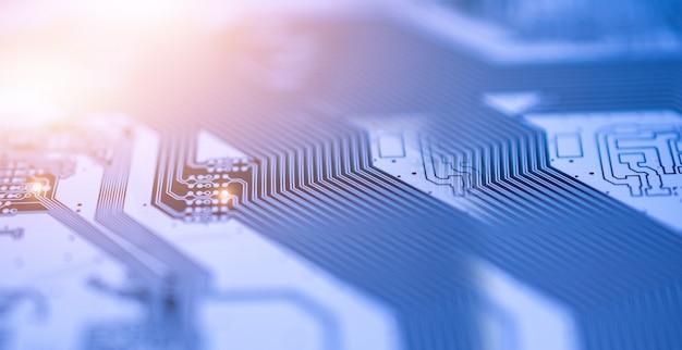 Système de données de communication technologie numérique Photo Premium