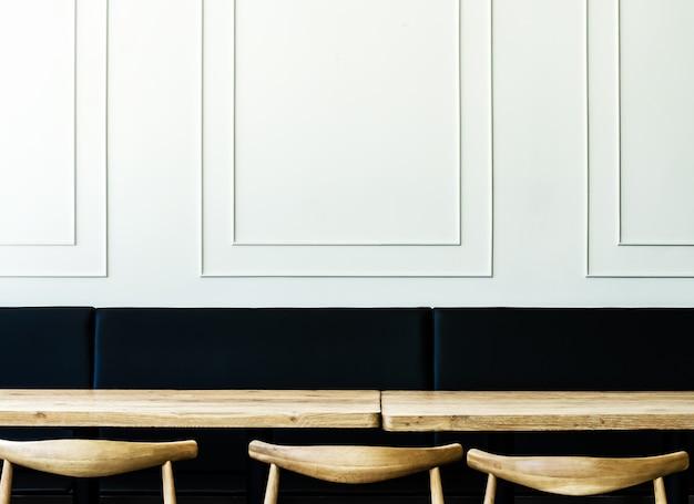 Table de réunion sur la salle de conférence Photo Premium