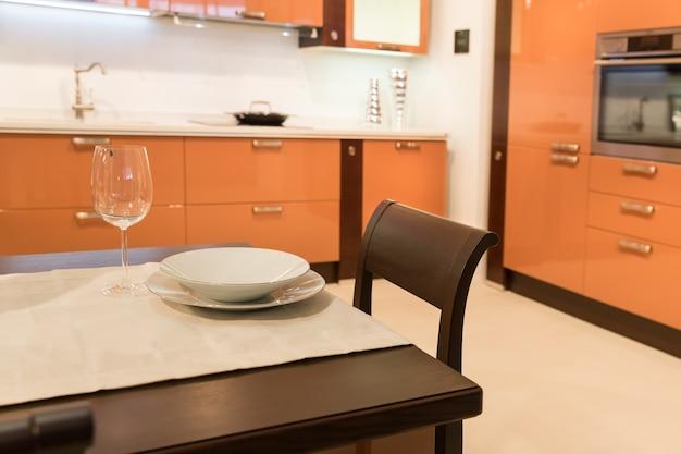 Table Servie Photo Premium
