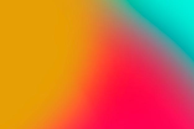 Tableau coloré de nuances de dégradé Photo gratuit