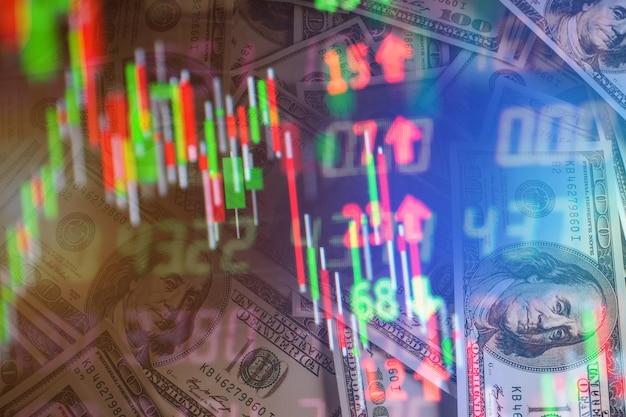 Tablette de capital gratte-ciel de l'écran d'échange Photo gratuit