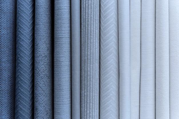 Tas de textiles Photo gratuit