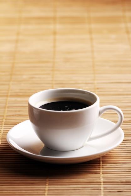 Tasse De Café Chaud Photo gratuit