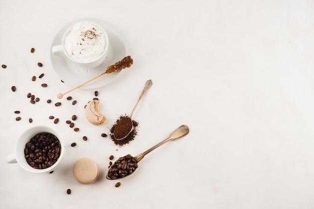 Tasse de café délicieux Photo gratuit