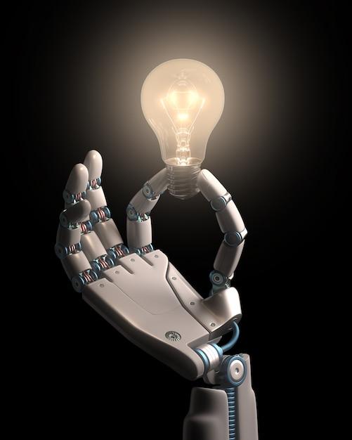 Technologie D'idée Photo Premium