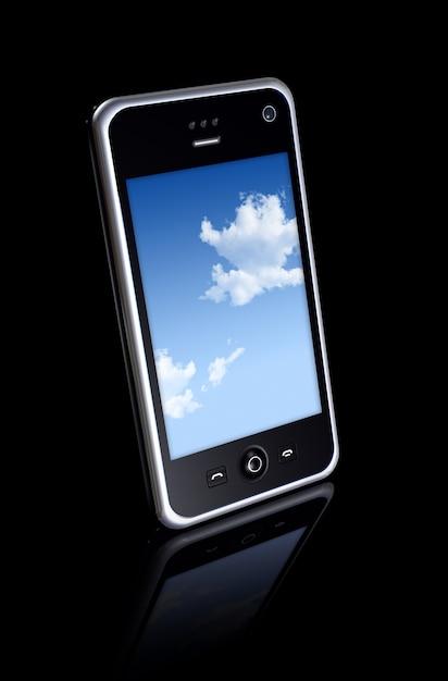 Téléphone Portable Photo Premium