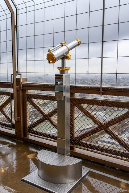 Télescope De Rue Photo Premium