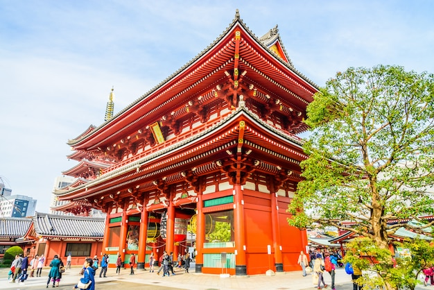 Temple Sensoji Photo gratuit